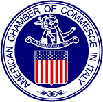 American Chamber of Commerce in Italy, affiliata alla Chamber of Commerce di Washington