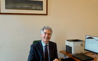 Alberto Dal Ferro received the appointment as Accademico Olimpico